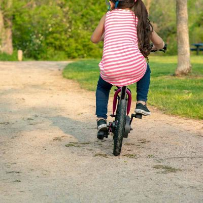 Tips for Teaching Kids to Ride a Pedal Bike