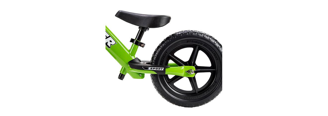 Detail image of green 12 Sport footrest