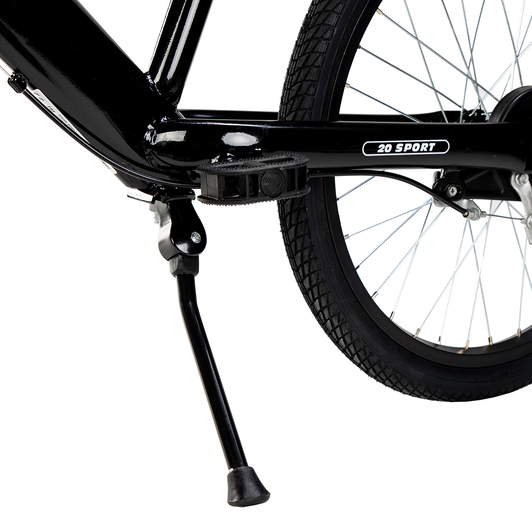 "Studio image of Strider 20"" kickstand"