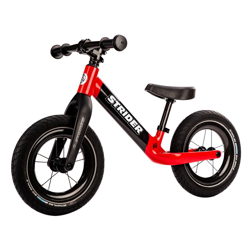 strider st-r carbon fiber balance bike