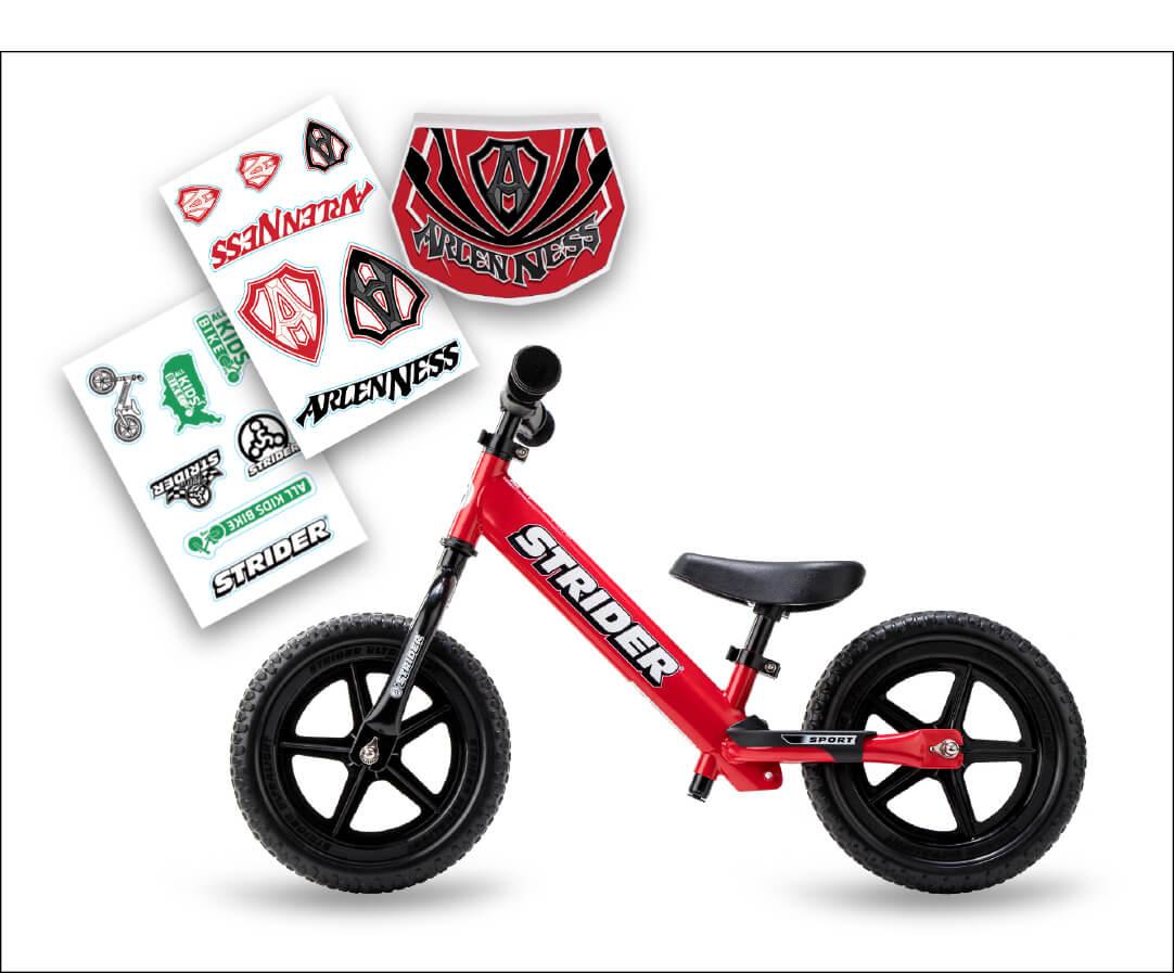All Kids Bike - Arlen Ness Double Down Charity Bike