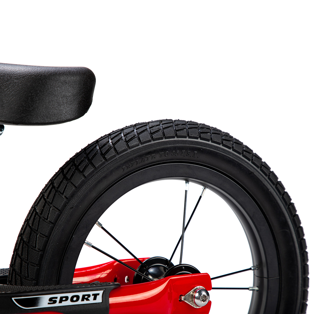 Strider Bikes High Traction Wheelset Detail View 02